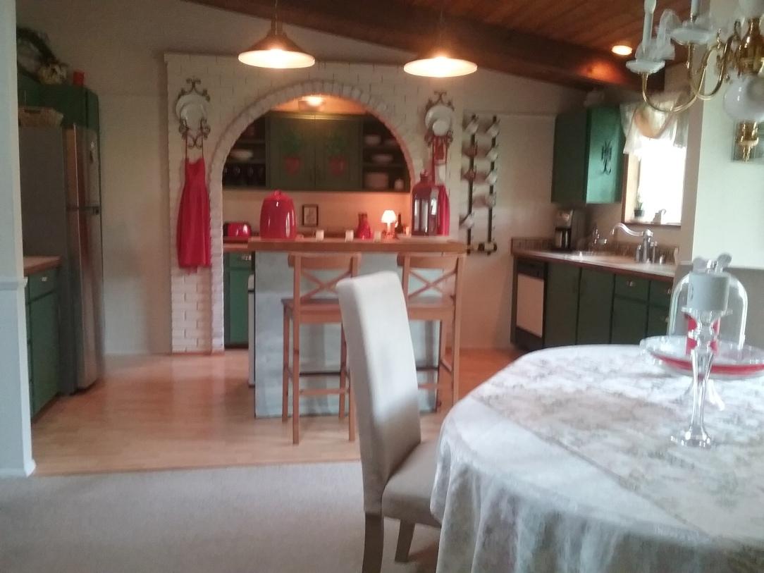 Joy Cottage Kitchen Before