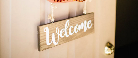 Meme_ Welcome Door_ by Carly Kewley