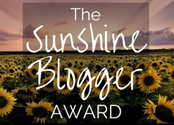 Meme_ Sunshine Blogger Award 2019