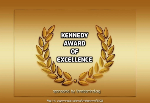 Meme_ Kennedy Award of Excellence